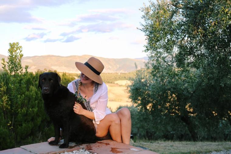 urlaub mit hund italien