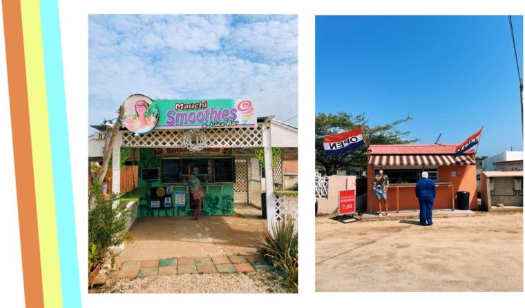 aruba place to eat