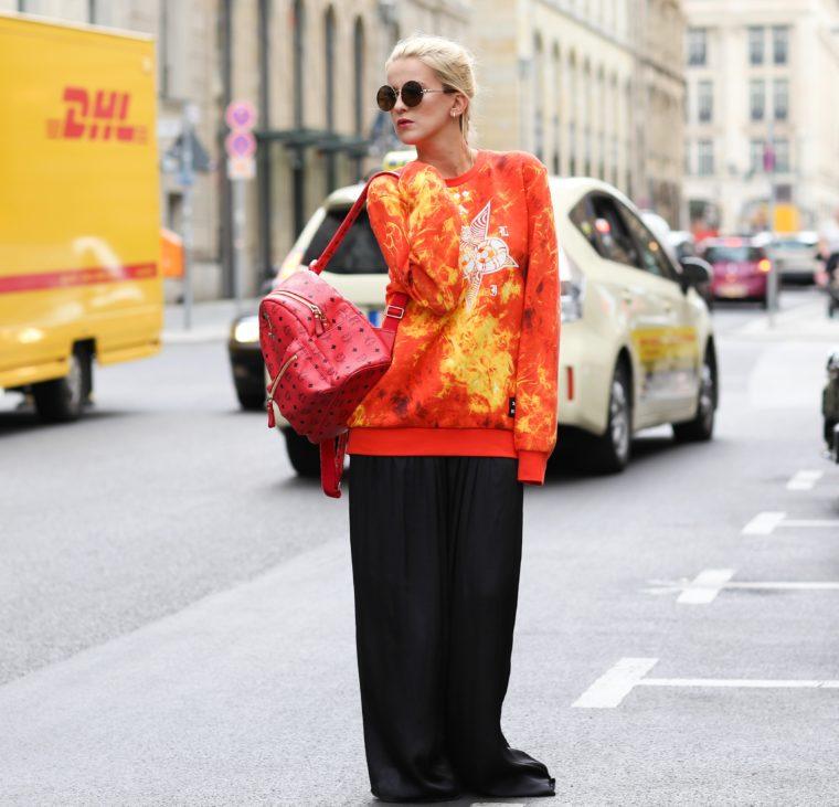 orange puma alife sweatshirt