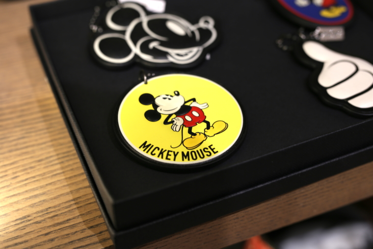 mickey mouse disney coach limited edition
