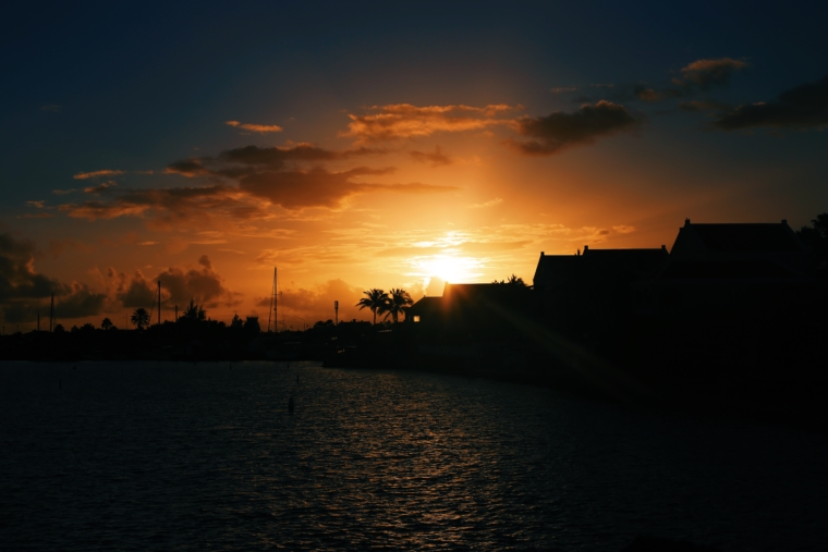 bonaire sun set sun rise sunset sunrise