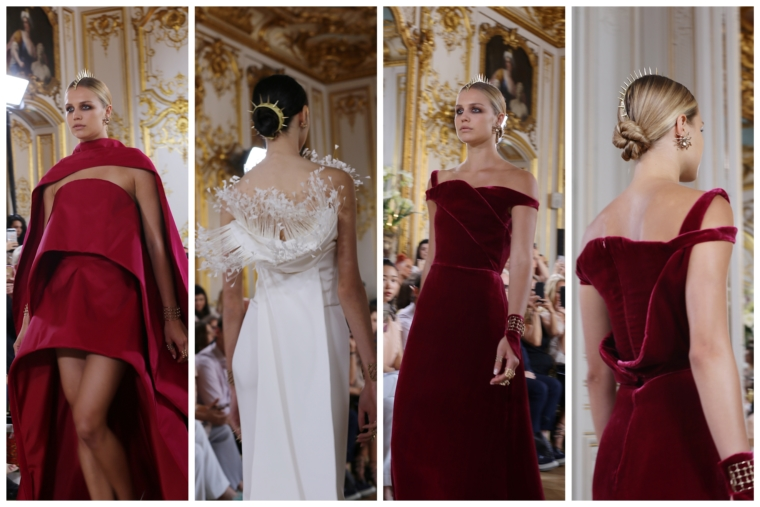 antonio grimaldi fall winter 2018 2019 show in paris haute couture