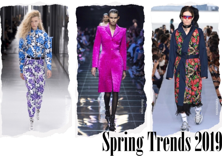 spring trends 2019