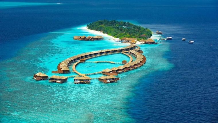 Lily Beach Resort & Spa Maldives review