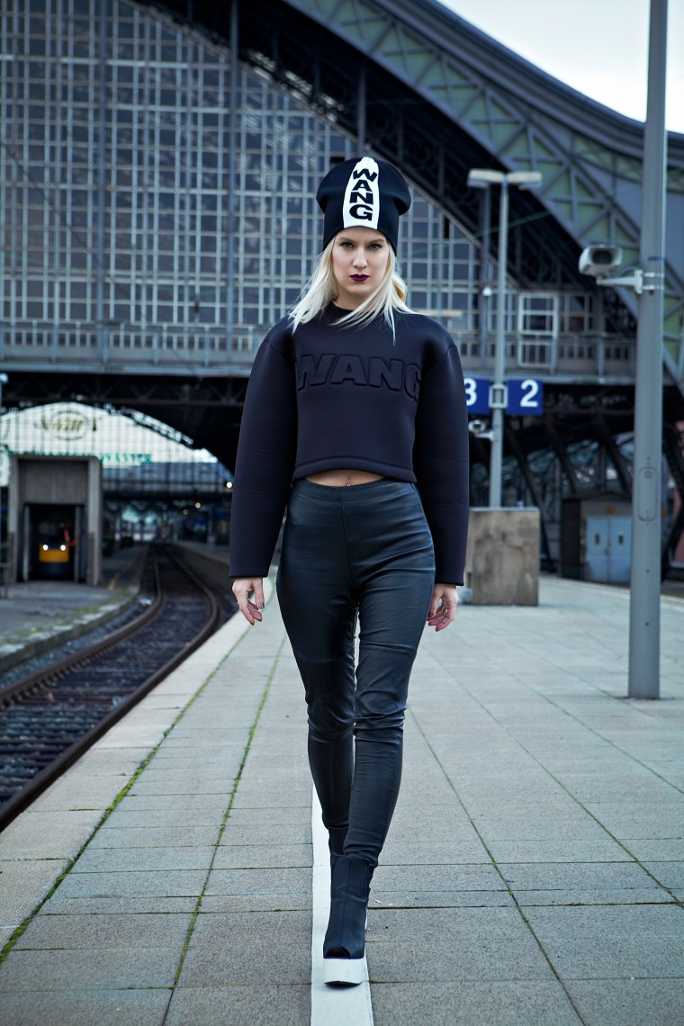 alexander wang x h & m exklusiv kollektion 2014 exclusive collection blogwalk mode fashion blog blogger köln cologne deutsch deutschland palina pralina palinapralina photo foto shooting