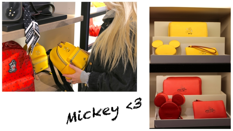 micey disney coach roermond outlet