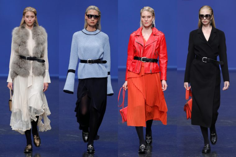 platform fashion düsseldorf breuninger show 2017