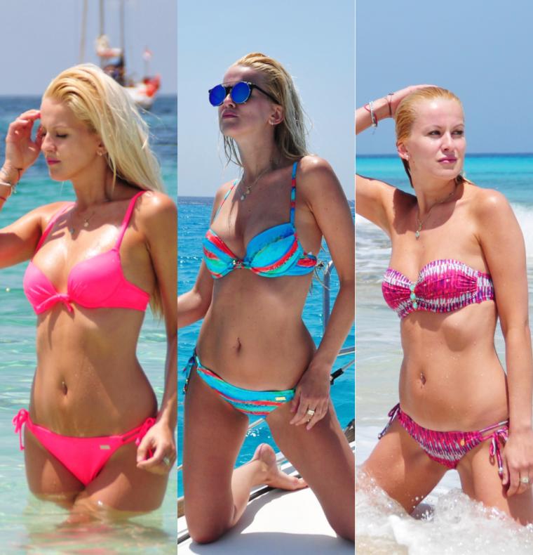 lascana beachwear bikini push up