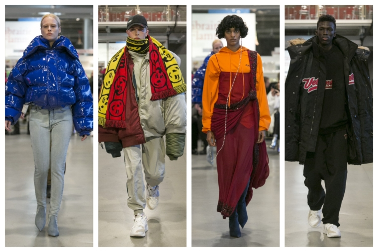 vetements fall winter 2017 2018