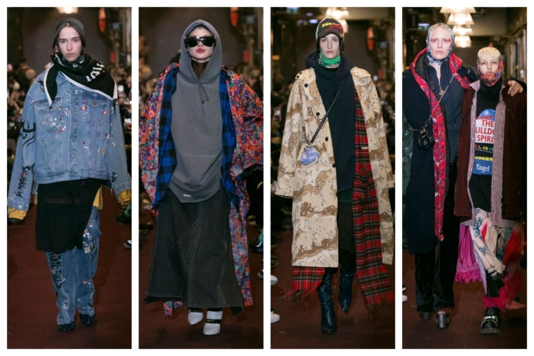vetements fall winter 2018 2019