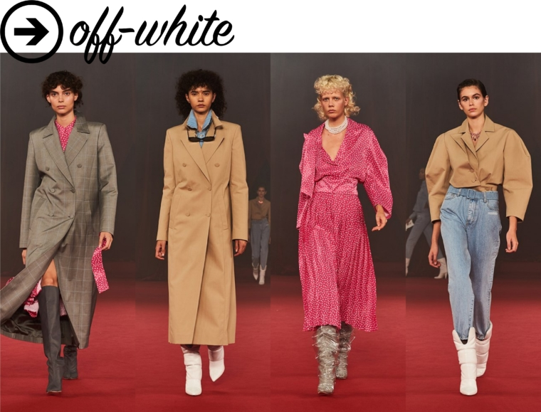 off-white paris fashion week review ss2018