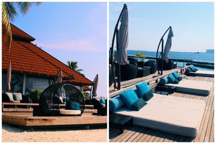 kurumba maldives beach club bar