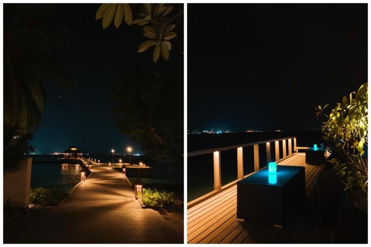 kurumba maldives bar evening nightlife