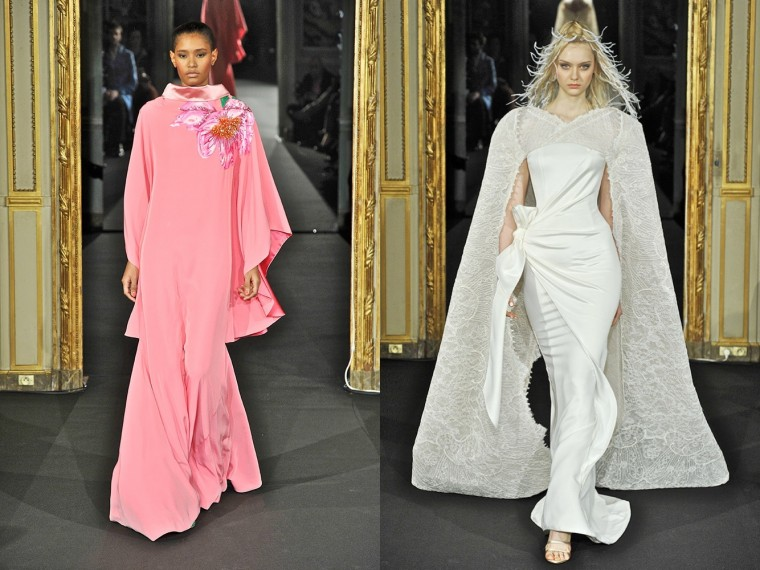 ALEXIS MABILLE paris haute couture spring ss 2015 fashion week
