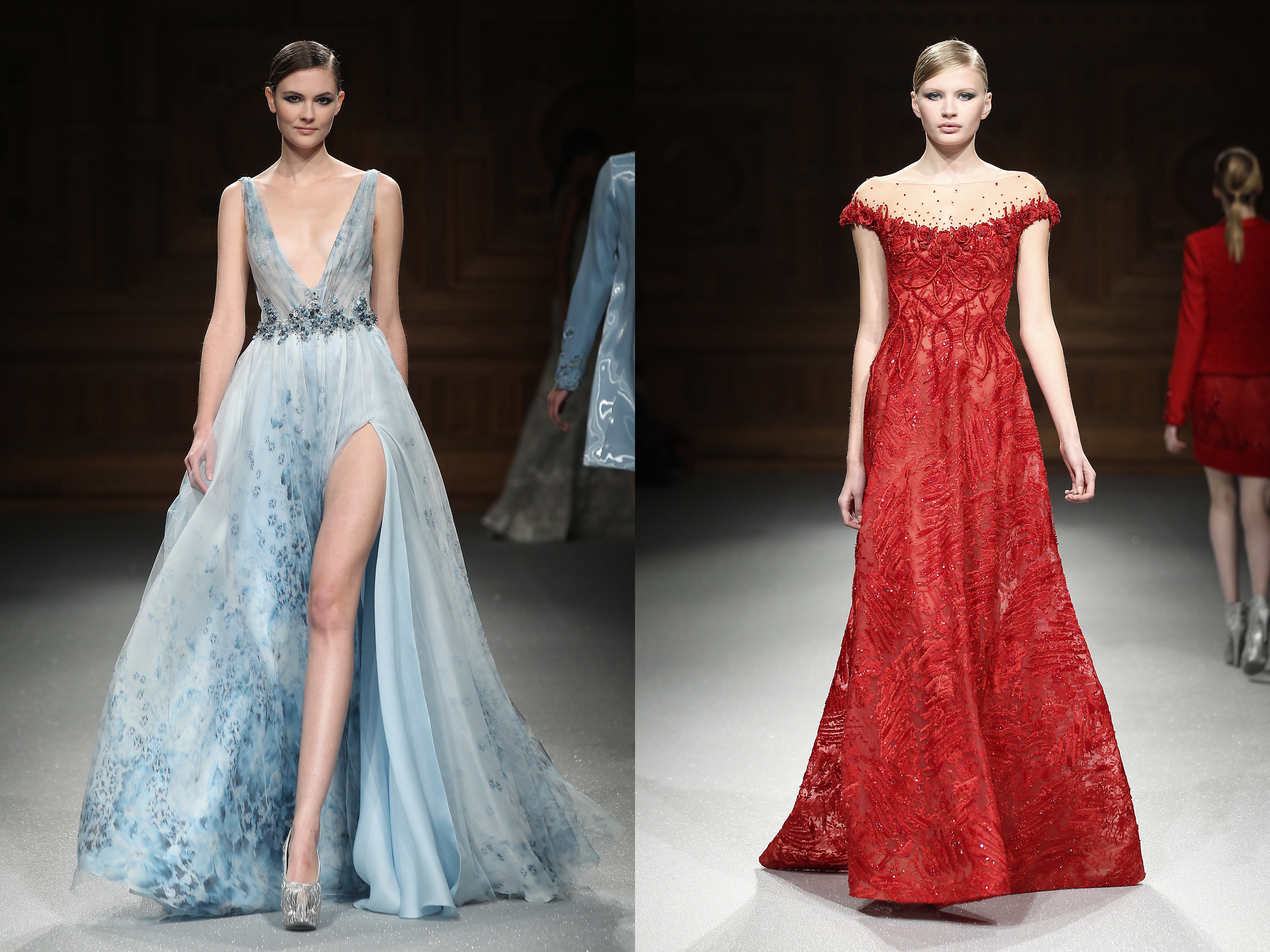 tony ward  paris haute couture spring ss 2015 fashion week