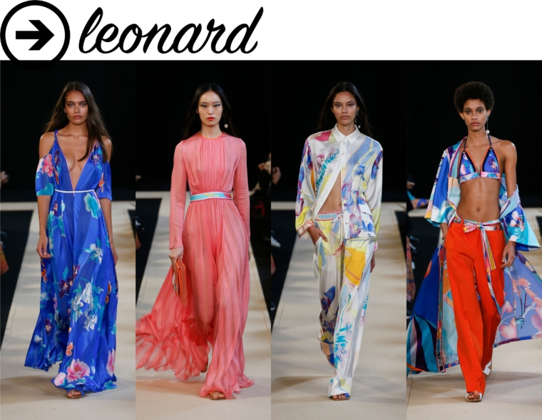 leonard paris fashion week ss18 review