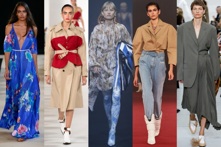 paris fashion week review ss2018 ss18 balenciaga leonard celine off-white maison margiela