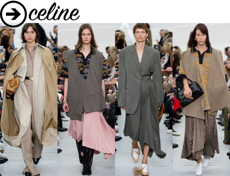 celine ss2018 paris fashion week review